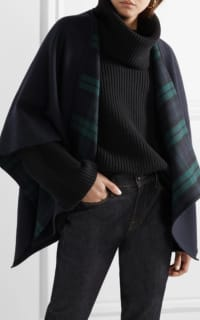 Burberry Reversible checked merino wool 2 Preview Images