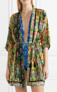 Matthew Williamson Mediterranean Medley kimono 2 Preview Images