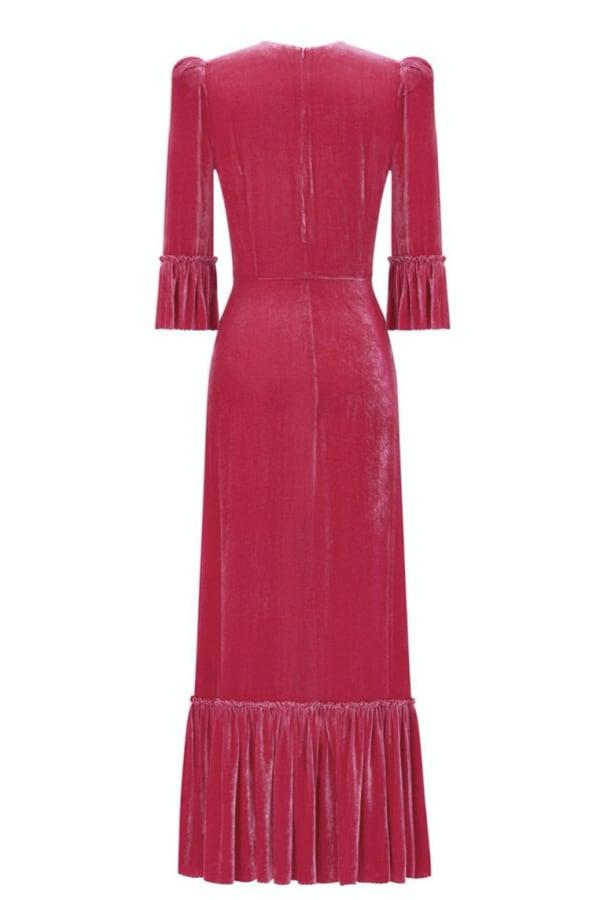 Image 2 of The Vampire's Wife the velvet festival dress