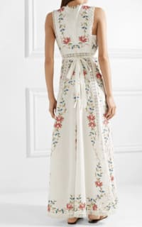 Zimmermann Laelia Cross Stitch Dress 3 Preview Images