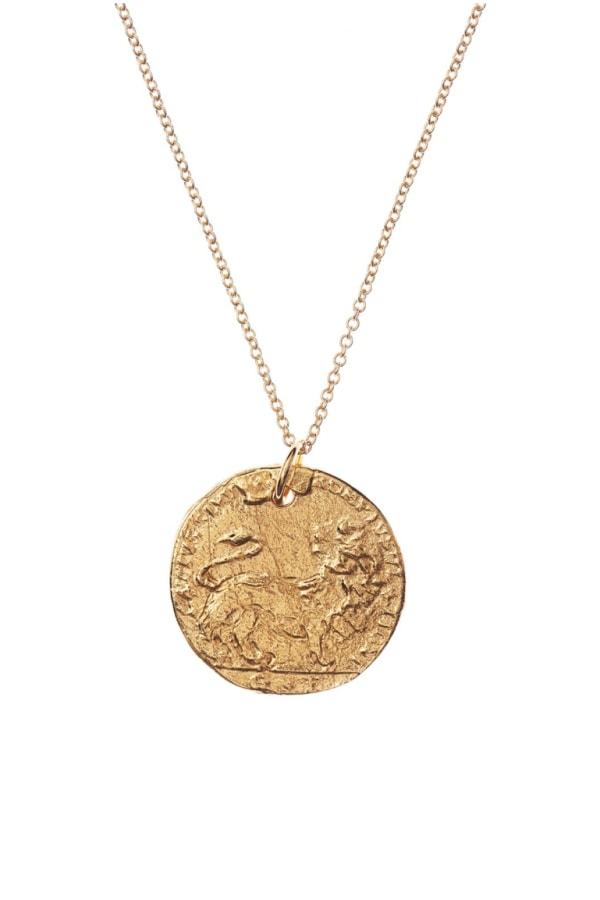 Image 1 of Alighieri medium leone necklace