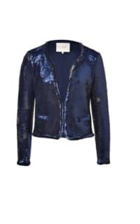 Maje Metallic Blazer 3 Preview Images