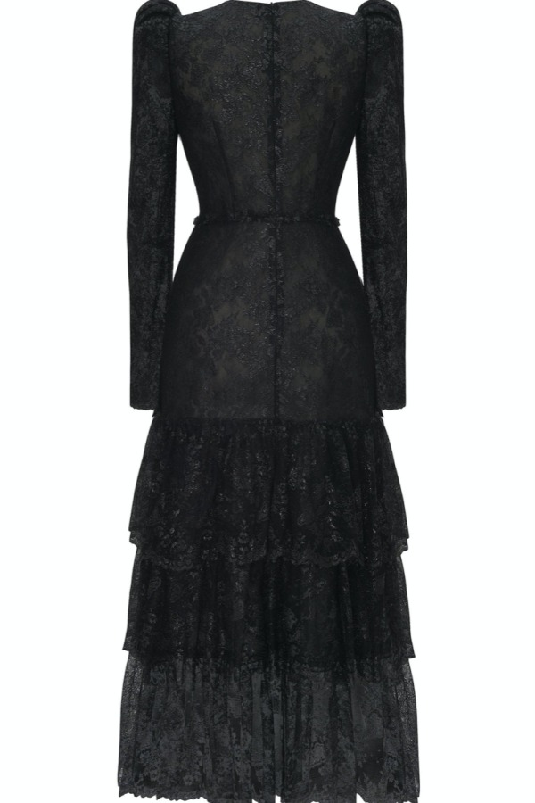 Image 2 of The Vampire's Wife the liberty dress