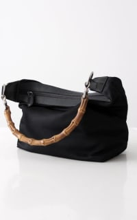 """Gucci Vintage """"Diana"""" bamboo handle satchel 3 Preview Images"""