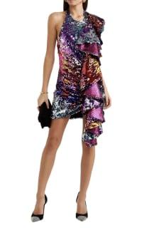 Halpern Sequin mini dress 3 Preview Images