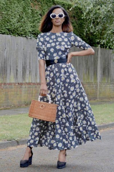 RIXO London Daisy dress 4