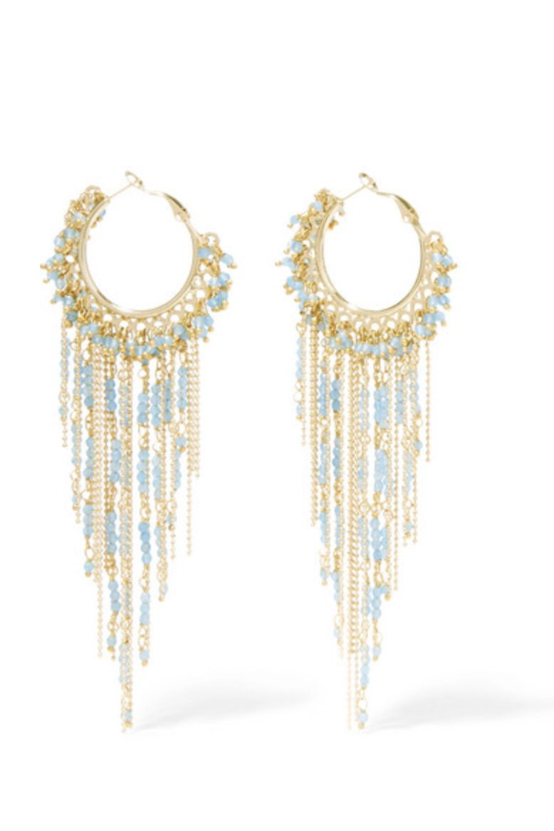 Rosantica Eleonora gold-tone earrings Preview Images