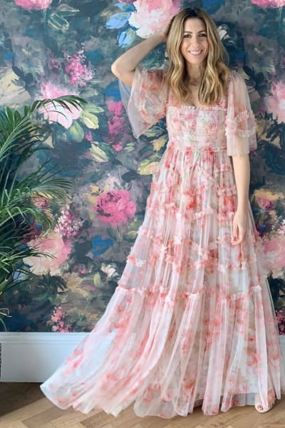 Needle & Thread Ruby Maxi Dress 5
