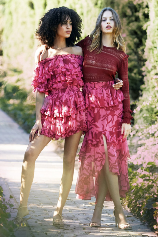 Misa Los Angeles Kalani Skirt 3
