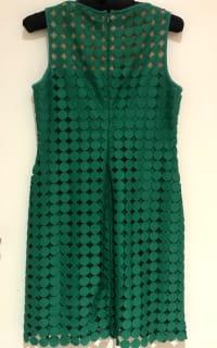 Ralph Lauren Circle Lace Sheath Dress  2 Preview Images