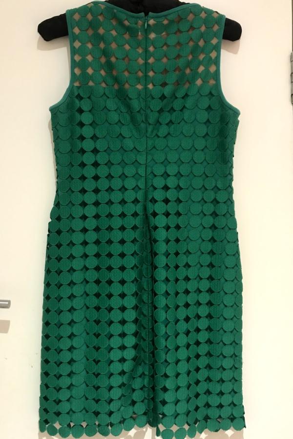 Ralph Lauren Circle Lace Sheath Dress  2