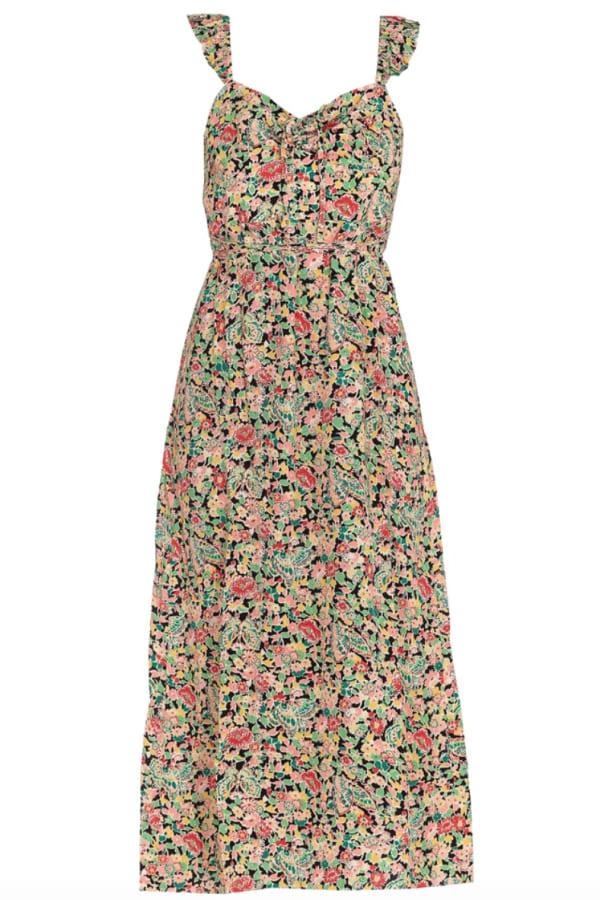 Image 1 of Rixo floral print midi dress