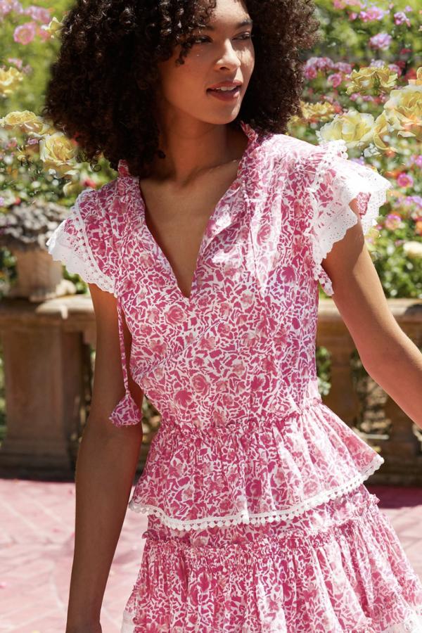 Misa Los Angeles LILIAN DRESS 2