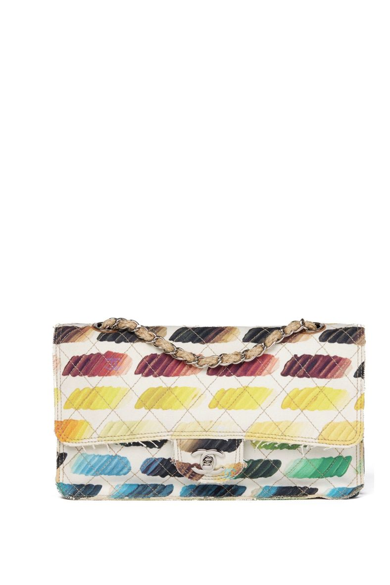 Chanel Watercolour Colorama Handbag Preview Images