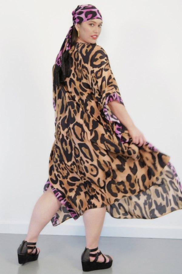 Image 3 of Anna Scholz silk kaftan