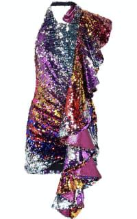 Halpern Sequin mini dress Preview Images