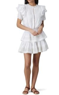 Maia Bergman Mery Mini Dress 3 Preview Images