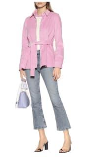 Staud Hayley corduroy jacket Preview Images