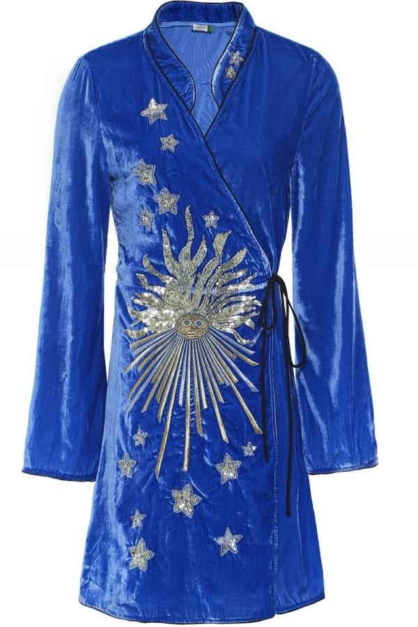 RIXO Iris Dress 0 Preview Images