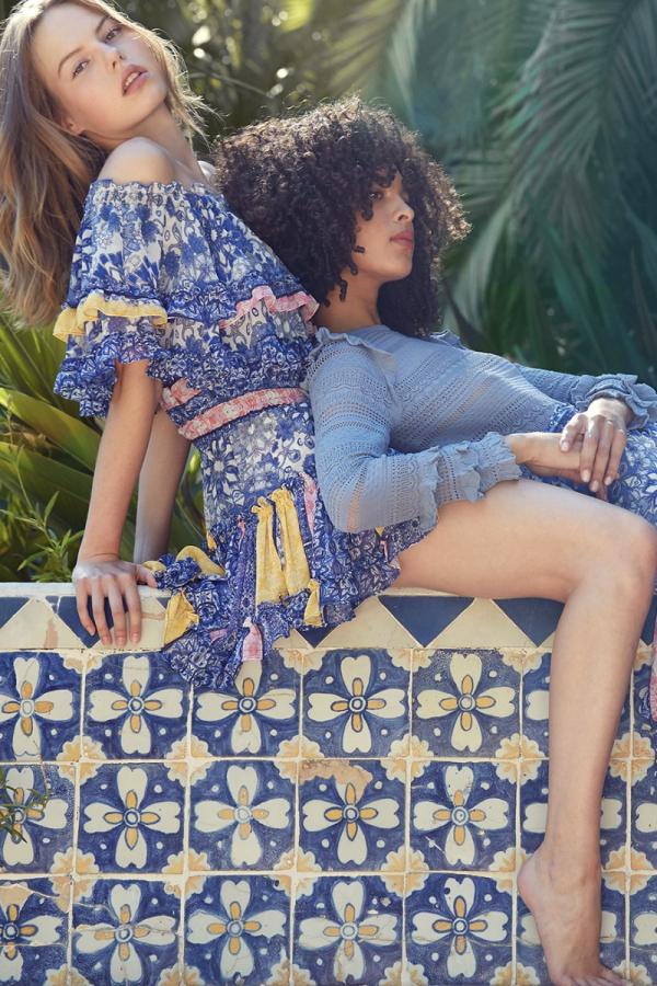 Misa Los Angeles Luella Dress 6