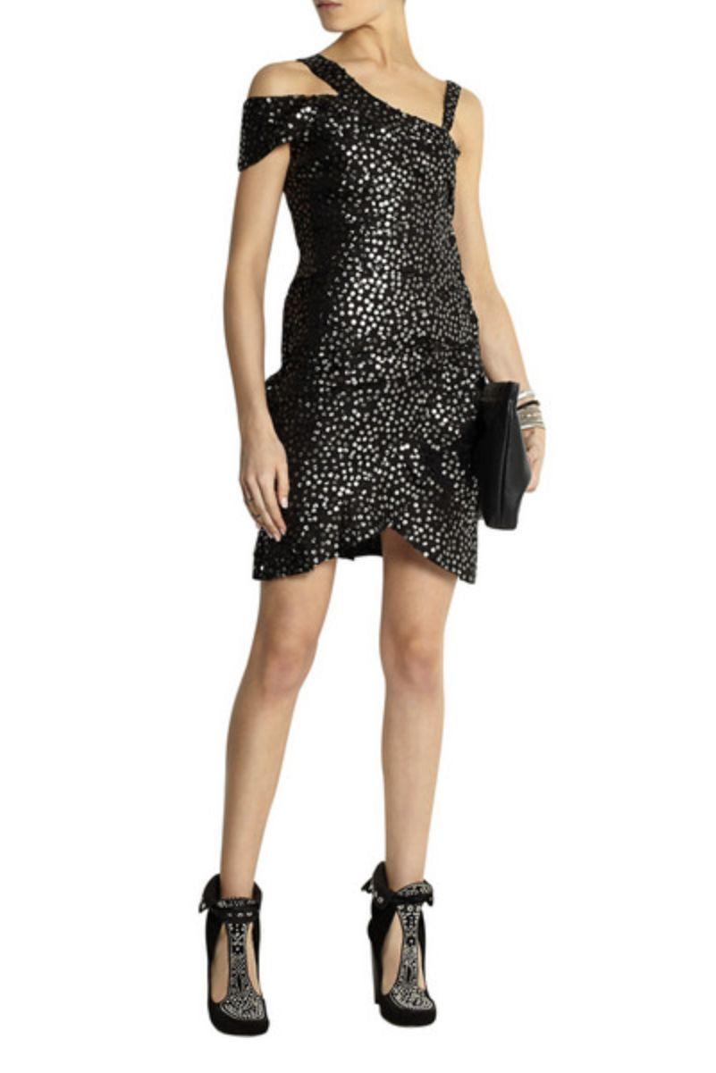 Isabel Marant Sequin Mini Dress 2 Preview Images