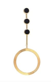 Kloto Asymmetric Drop Earrings Preview Images