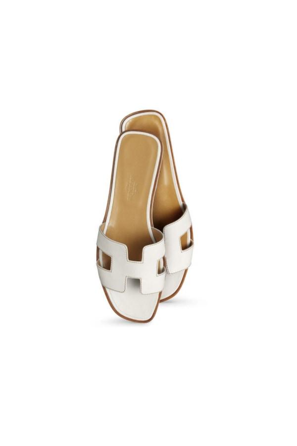 Image 2 of Hermès oran sandal