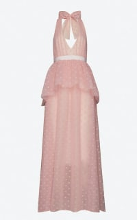 HUISHAN ZHANG - PINK TULLE DRESS
