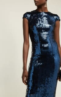 Galvan Hero sequinned gown 2 Preview Images