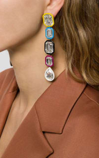 Racil Crystal Earring 2 Preview Images