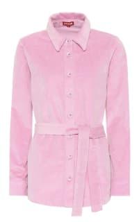 Staud Hayley corduroy jacket 2 Preview Images