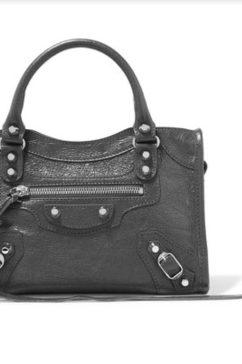 Balanciaga Mini City Bag Preview Images