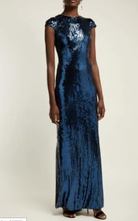 Galvan Hero sequinned gown 4 Preview Images
