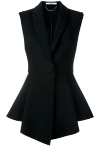 Givenchy Peplum Waistcoat Preview Images