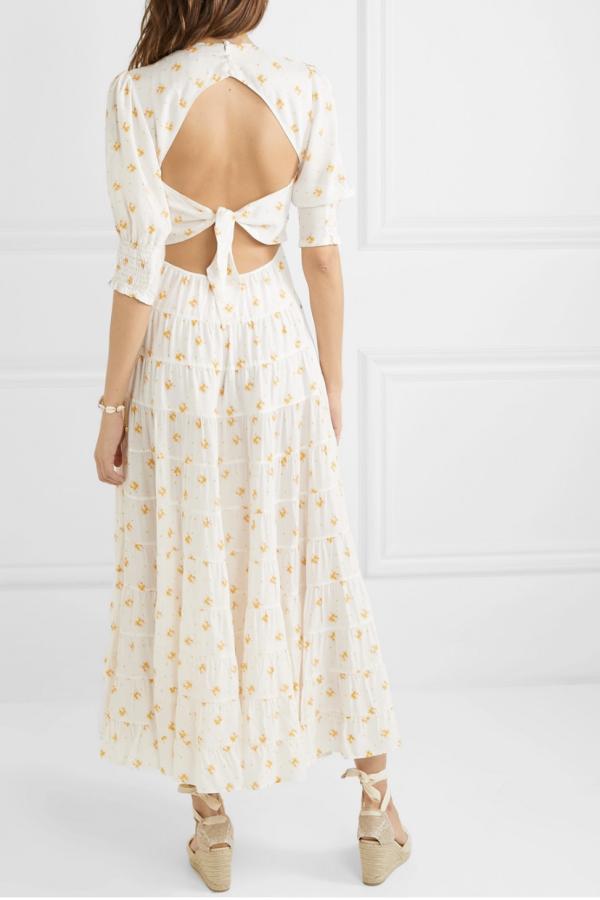 RIXO London Agyness Dress 2