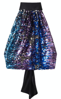 Harmur Sequin Halter Top Preview Images