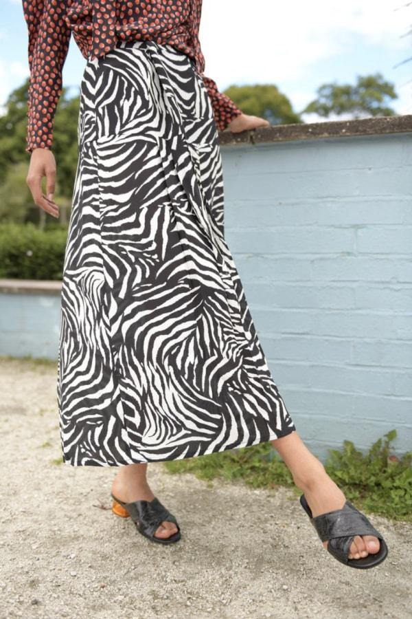 Image 2 of Rixo nancy skirt