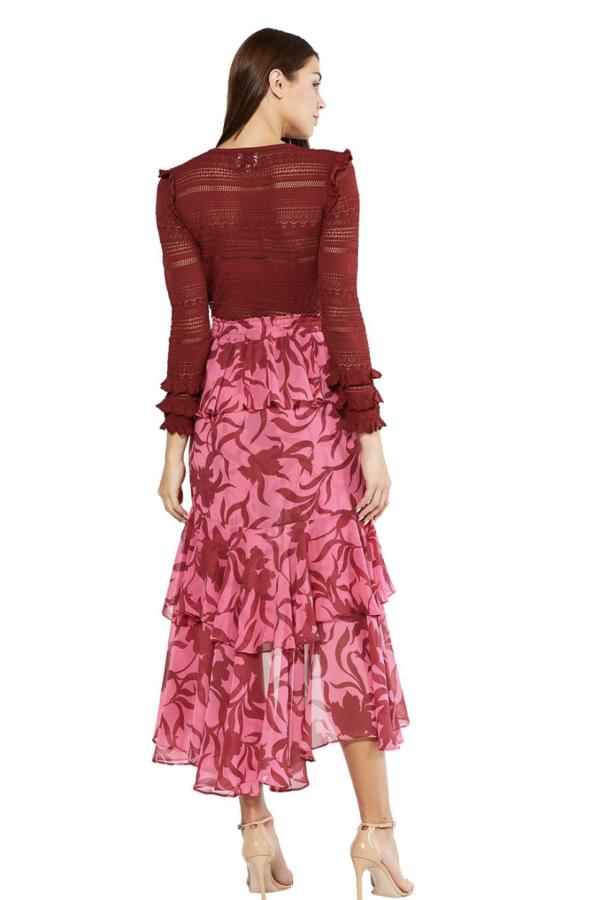 Misa Los Angeles Kalani Skirt 2