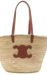 Celine Large Triomphe Basket Bag 5 Preview Images