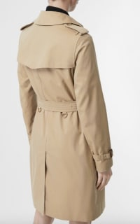 Burberry The Kensington Heritage Trench Coat 2 Preview Images