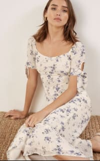 Reformation Meredith Dress 3 Preview Images