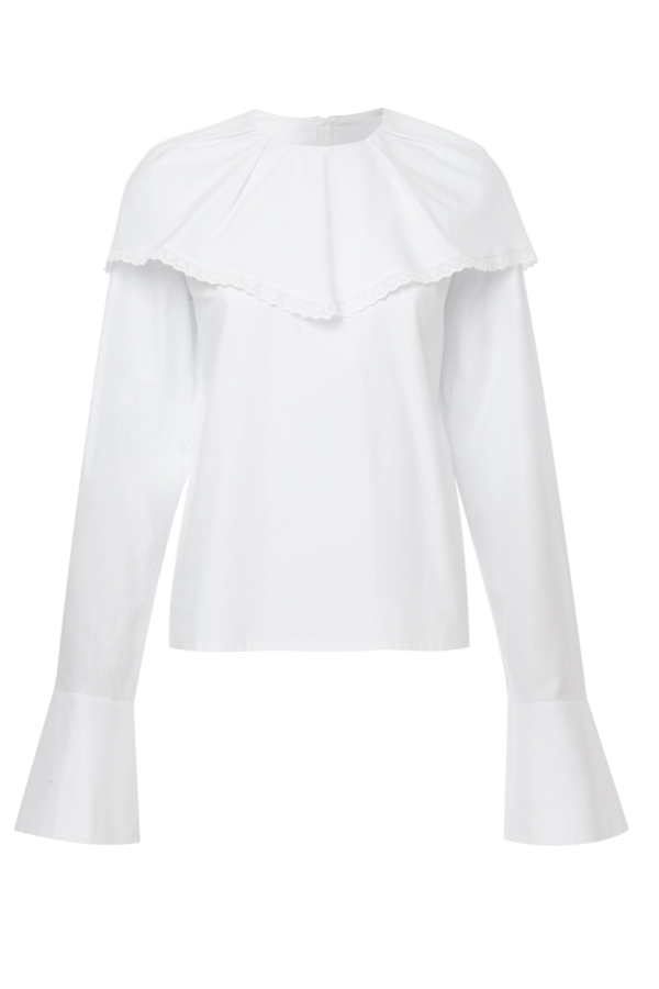 Mother of Pearl Ollie Shirt 4