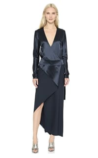 Dion Lee Bias Fold Dress 2 Preview Images