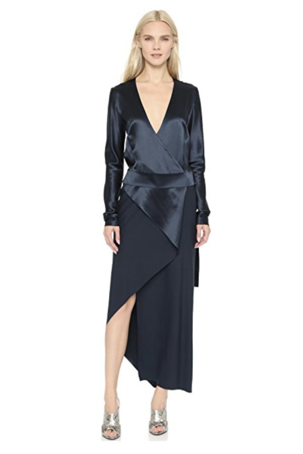 Dion Lee Bias Fold Dress 2