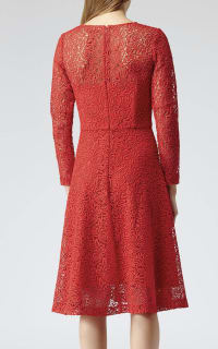Reiss  Rhomona Lace Dress 3 Preview Images
