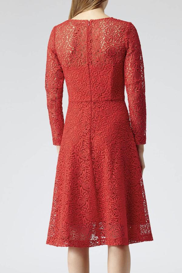 Reiss  Rhomona Lace Dress 3