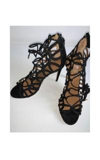 Aquazzura Ooh lala heeled sandal  2 Preview Images