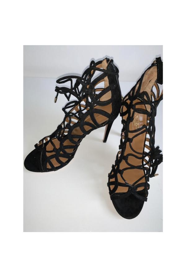 Aquazzura Ooh lala heeled sandal  2