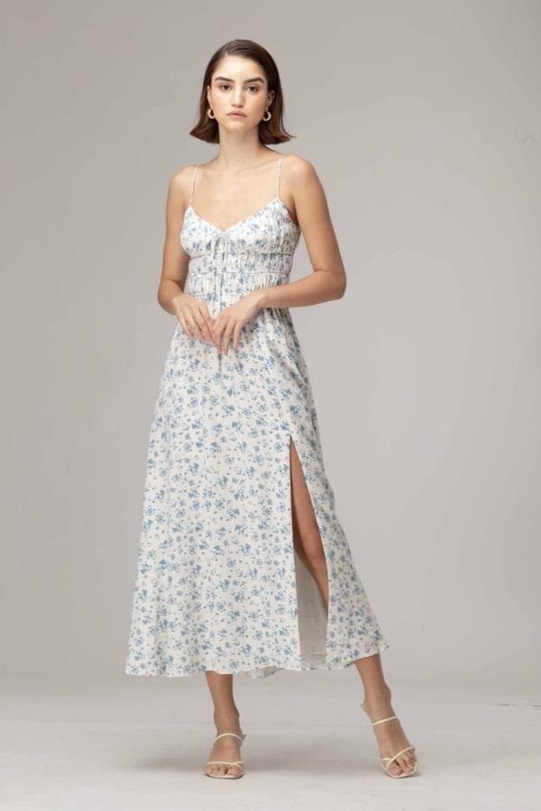 Image 1 of Sau Lee beatrice dress