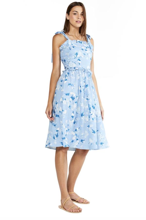 Misa Los Angeles Primrose dress 2